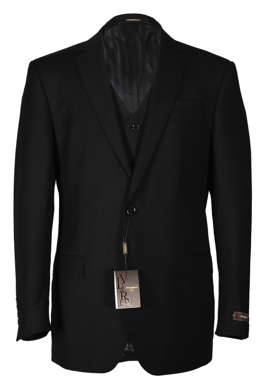 vitarelli-black-vested-suit